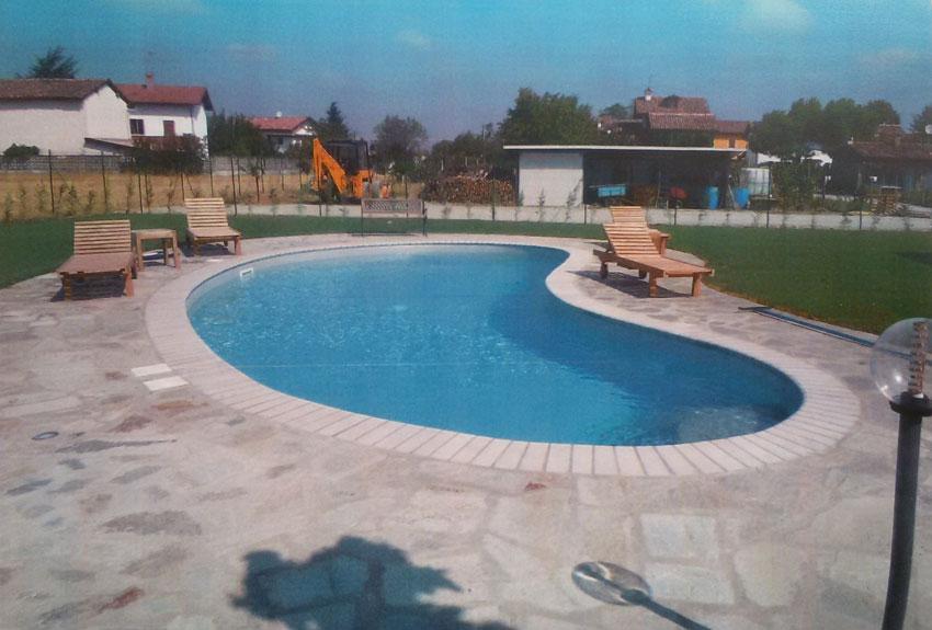 Costruire piscina lecce