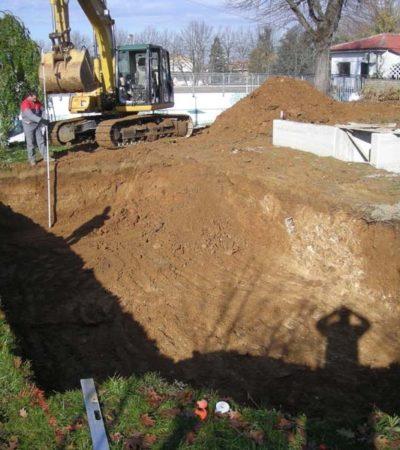 1. Lo scavo