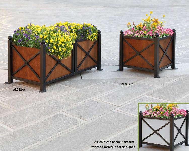 Arredo urbano turisport vendita di arredo urbano a lecce for Arredo urbano dissuasori